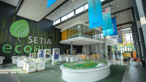 Setia Ecohill - Sales Gallery